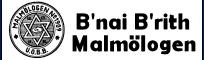 B'nai B'rith Malmölogen